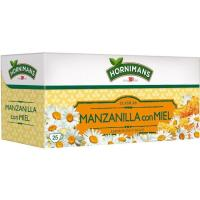 Manzanilla con miel HORNIMANS, caja 25 sobres