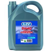 Aceite sintético 5w40 gasolina y diésel DA-CAR, 5l