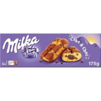 Galleta Cake&Choc MILKA, caja 175 g