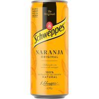 Refresco de naranja con gas SCHWEPPES, lata 33 cl