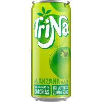 Refresco de manzana sin gas TRINA, lata 33 cl