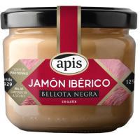 Paté de jamón ibérico APIS, tarro 125 g