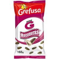 Pipas G Baconeras GREFUSA, bolsa 165 g