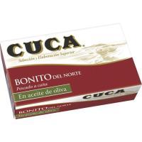 Bonito en aceite de oliva CUCA, lata 112 g