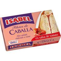 Caballa en salsa tomate ISABEL, lata 115 g
