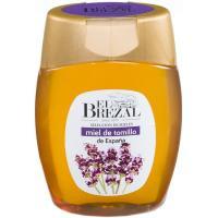 Miel de tomillo EL BREZAL, dosificador 350 g