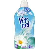 Suavizante concentrado frescor VERNEL, botella 57 dosis