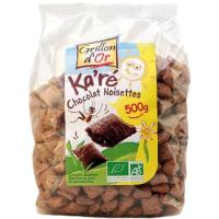 Ka're relleno de choco GRILLON D'OR, bolsa 500 g
