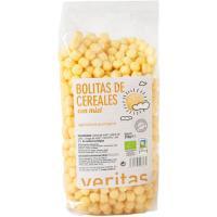 Cereales bolitas con miel VERITAS, bolsa 250 g