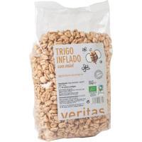 Trigo inflado con miel VERITAS, bolsa 250 g