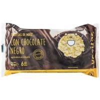Tortitas de maíz de chocolate VERITAS, paquete 95 g