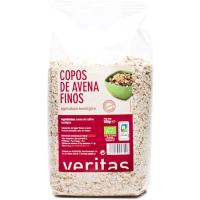 Copos de avena finos integrales VERITAS, bolsa 500 g