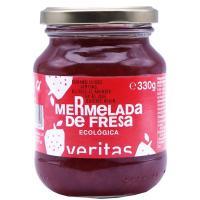 Mermelada de fresa VERITAS, frasco 330 g