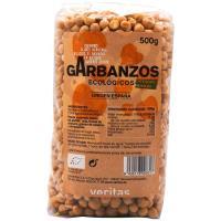 Garbanzos VERITAS, paquete 500 g