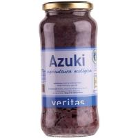Azukis cocidos VERITAS, frasco 400 g