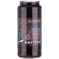 Aceituna negra de Aragón VERITAS, frasco 220 g