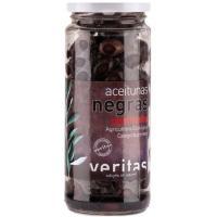 Aceitunas negras VERITAS, frasco 200 g