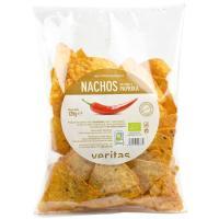 Nachos paprika VERITAS, bolsa 125 g