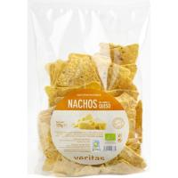 Nachos con queso VERITAS, bolsa 125 g