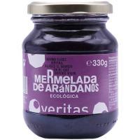 Mermelada de arándanos VERITAS, frasco 330 g