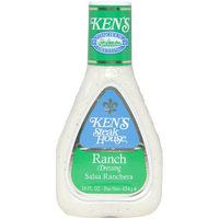 Salsa ranchera KENS, frasco 454 g