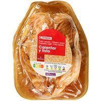 Pollo asado EROSKI, 1 unid., 1 kg