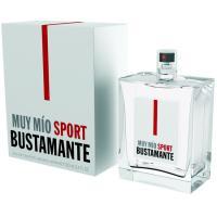 Colonia para hombre Sport BUSTAMANTE, frasco 100 ml