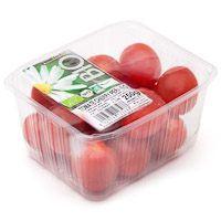 Tomate Cherry ecológico, cubeta 250 g