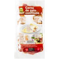 Carne de pato confit deshuesada MARTIKO, bandeja 150 g