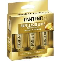 Ampolla rescate 1 minuto PANTENE, pack 3 uds.