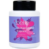 Quitaesmalte expres belle, bote 75 ml