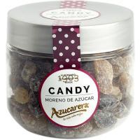Candy azúcar moreno AZUCARERA, bote 250 g