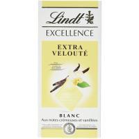 Chocolate de vainilla EXCELLENCE, tableta 100 g
