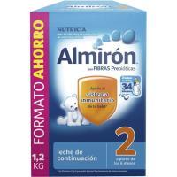 Leche de continuación ALMIRÓN, caja 1.200 g