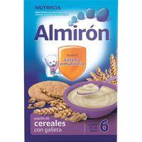 Cereales con galleta Std ALMIRÓN, caja 500 g