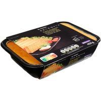 Pudín de pescado Eroski SELEQTIA, bandeja 450 g