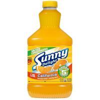 Refresco de naranja SUNNY D. California, botella 1,25 litros