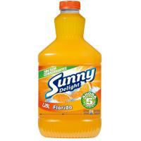 Refresco de naranja SUNNY D. Florida, botella 1,25 litros