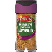 Sazonador de espaguetti DUCROS, frasco 32 g