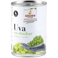 Uvas en almíbar GOLDEN, lata 230 g