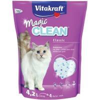 Perlas gel silice para gato VITAKRAFT, bolsa 4,2 litros