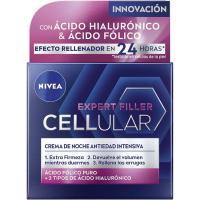 Crema facial cellular noche NIVEA, tarro 50 ml