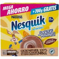 Cacao en polvo NESQUIK, caja 5+700 g