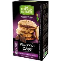 Cookies de chocolate MOULIN PIVER, caja 175 g