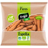 Cracker de espelta MÁS TRIGO, bolsa 150 g