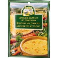 Sopa pollo fideo N.COMPAGNIE, 40 g