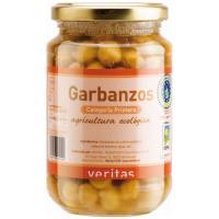 Garbanzos cocidos VERITAS, frasco 220 g