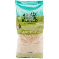 Arroz largo blanco VERITAS, bolsa 1 kg