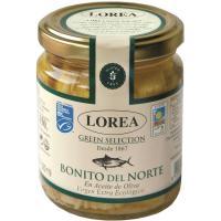 Bonito con aceite LOREA, frasco 225 g