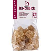 Jengibre con azúcar TEO, paquete 150 g